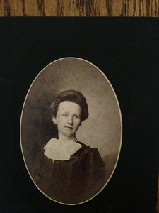 Myrtle Miller (Barbara's grandmother)