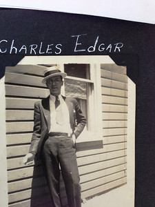 Grandfather Charles Edgar