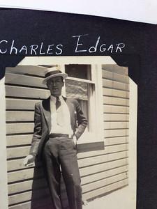 Grandfather Charles Edgar