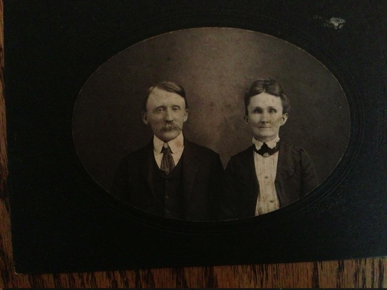 Myrtle Miller's parents