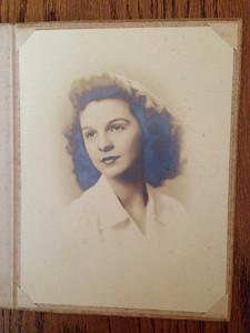 Virginia Edgar Gebhardt (Lynne's half sister)