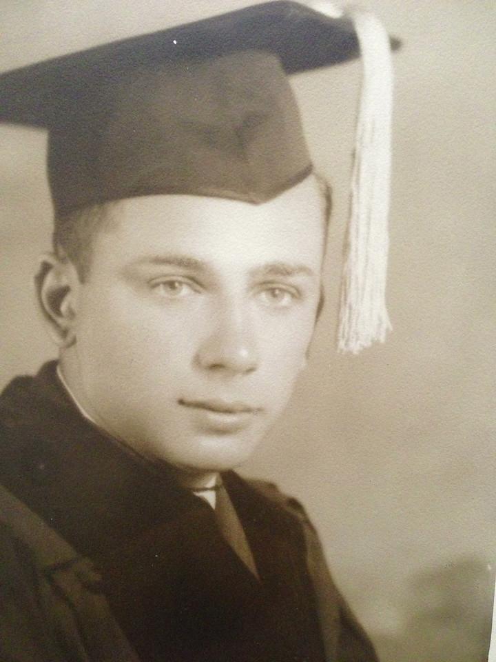 Leon (grandpa Bob's brother)
