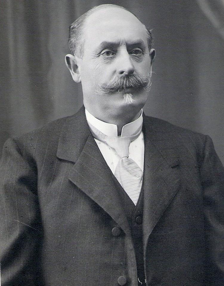 1900 Frederick Heinrich Wilhelm Stein