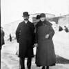 Axel och Fredrika Sallberg