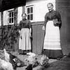 Augusta Sofia och Anna Olivia Holmström