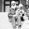 Knut och morfars far Karl Anton Lundstedt