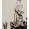 Vera Battles. In Los Angels circa 1930 (restoired)