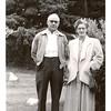 Otto and Vera Camfield (original). Circa 1950