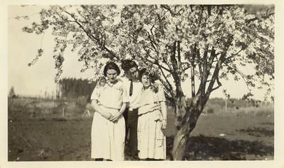 Gladys, ???, Vera Camfield (original)