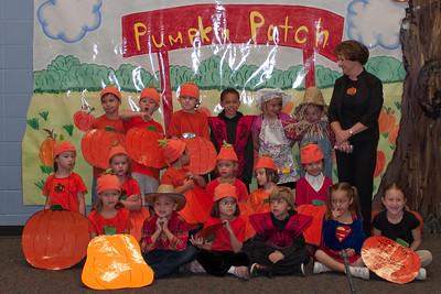 First Grade Halloween Play-0978