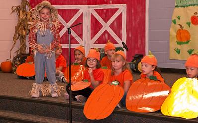 First Grade Halloween Play-0947
