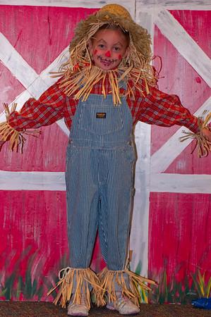 First Grade Halloween Play-0977
