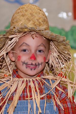 First Grade Halloween Play-0973