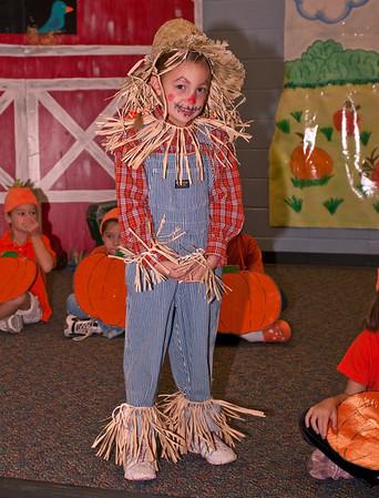 First Grade Halloween Play-0950