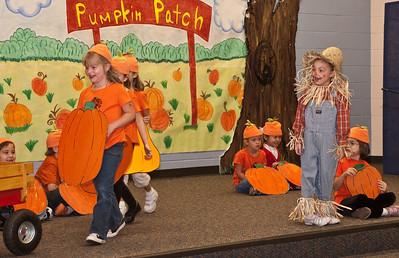 First Grade Halloween Play-0957