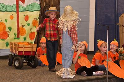First Grade Halloween Play-0956