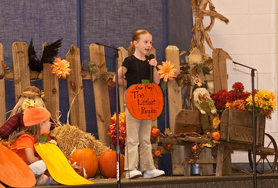 First Grade Halloween Play-0953