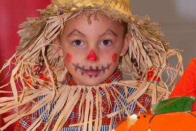 First Grade Halloween Play-0974