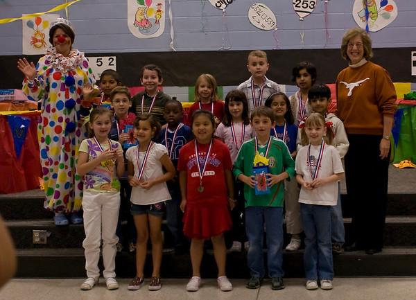 The contestants