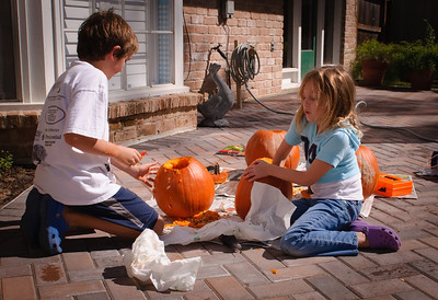 Pumpkin carving-5367