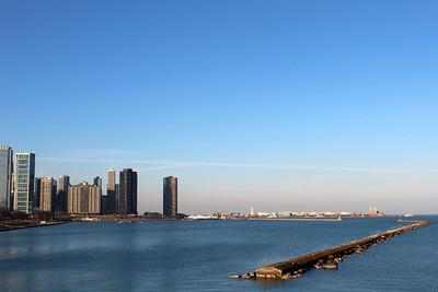Family in Chicago - November & December 2013