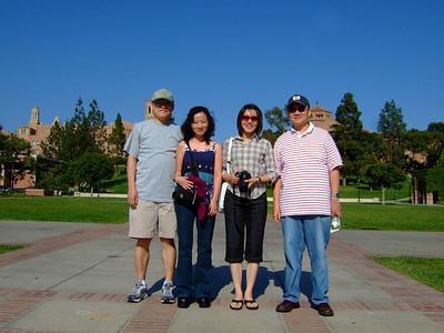 Family in LA 2008