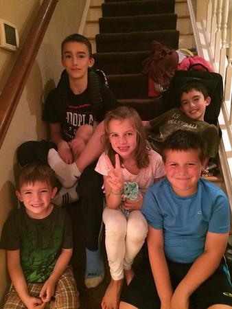 Family in November 2016