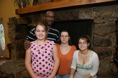 Amber, Lorenzo, Julie, Jessyca