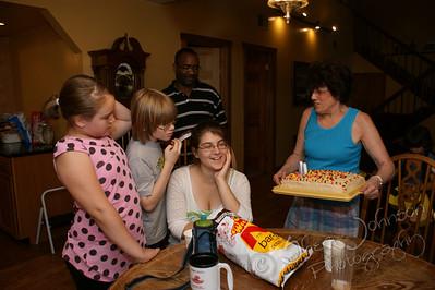 Johnnie's 40th Birthday
