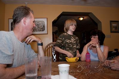 Family in PA