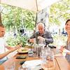 Lunch at Boschendal