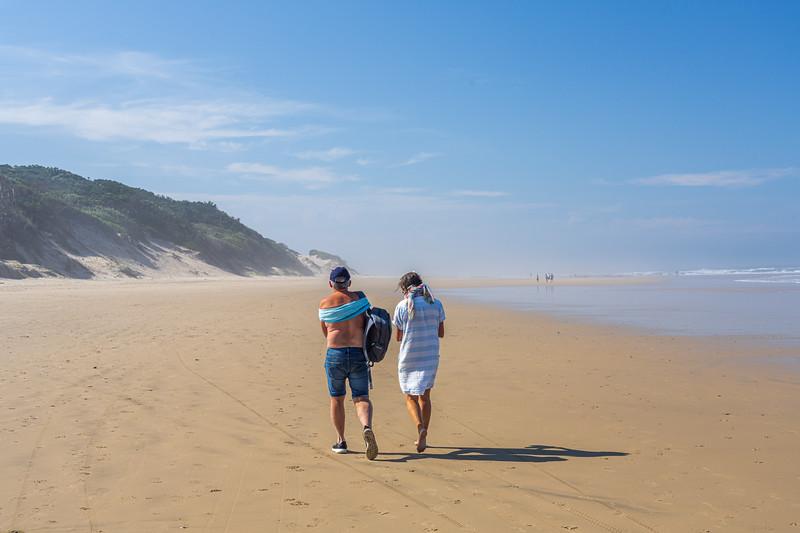 Judy and Howard, Morgan Bay