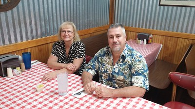 David and Jana Benson (special neighbors of Sarah and Troy Tysinger)