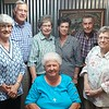 First cousins: Betty, Lee, Sarah, Jane, Doris, Alan, and JeanLee