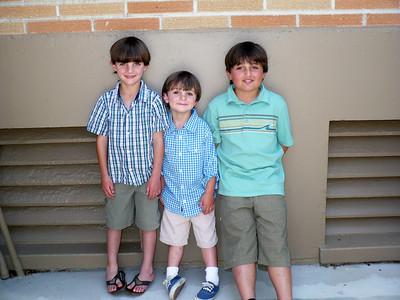 Paul, Marty, & Jimmy