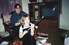 Courtenay and Todd Christmas