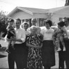Gary, Don Sr., Ruby, Emma, Harry, Ina, Tommy and Homer<br /> 1950