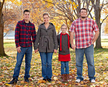 Family Photos Late Fall