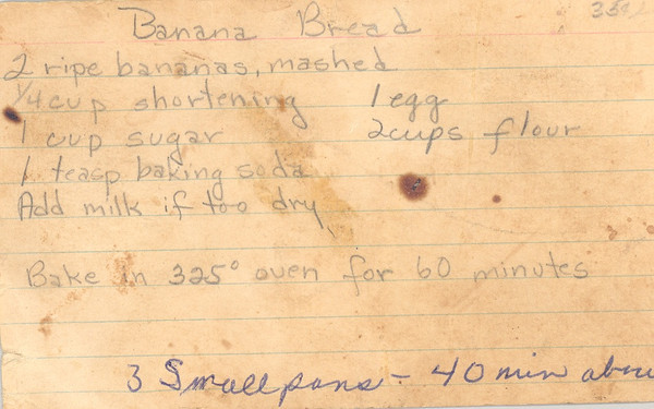 gode/buechelle family recipes