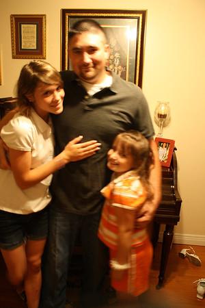 Family reunion for memorial day 2011