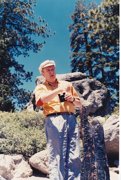 NK in the Sierra, 1990.