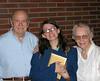 June 19, 2007 Weston H.S. graduate with grandparents