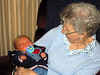 Great Grandma & Mason