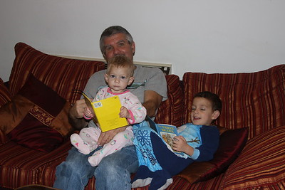 Dod Yuval at KYR and Daniel's pictures of the family