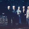 St Louis at the death of Grandfather, his family r Raleigh, Jack,  Myrtle, Vernon and Lauren 10-15-1954