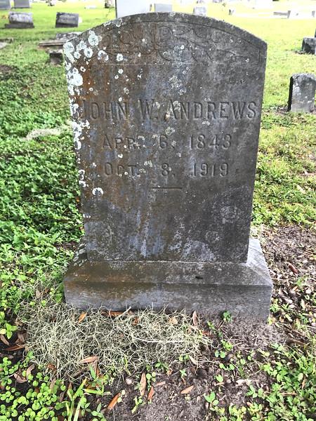 2019-9-22 John W Andrews_1598