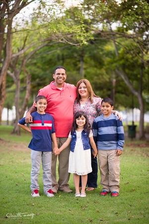Zuleika & Francisco : Family