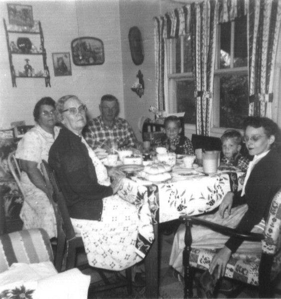 Grampa's house