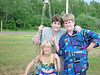 Me, Easton, and Elena 2002 upnorth.