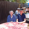Mom and Dad at the Greek Festival, 2006